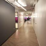 Social Tables - Open Hallway